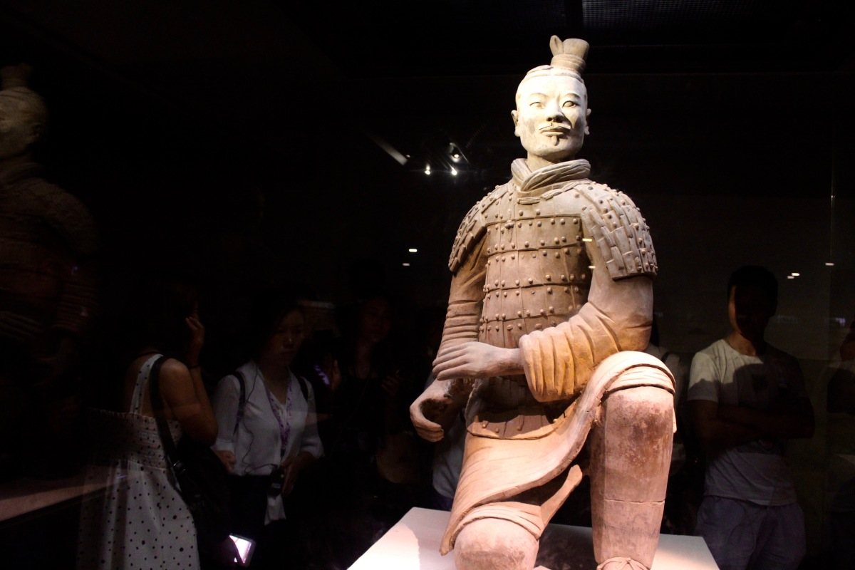 Xi'an: How to get to the Terracotta Army and what to expect when you get there.
